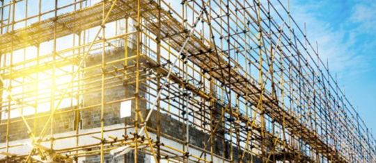 Travaux de bâtiment