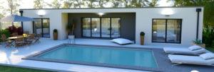 maison neuve en Dordogne