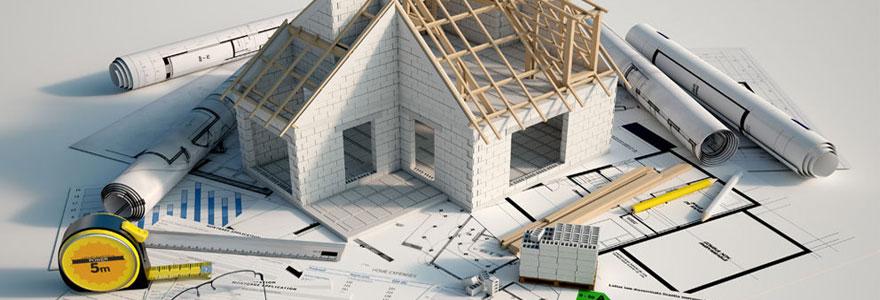 Travaux de construction ou de rénovation