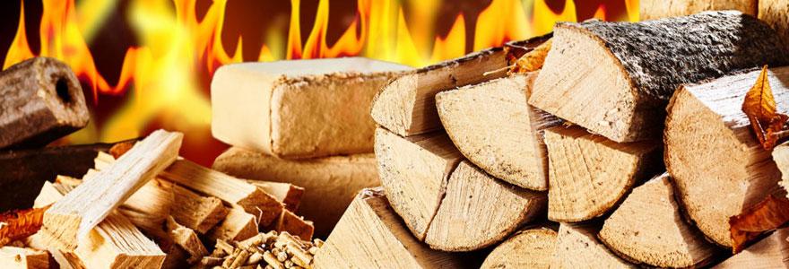 Achat de bois de chauffage
