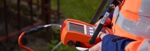 Détection de fuite par gaz traceur
