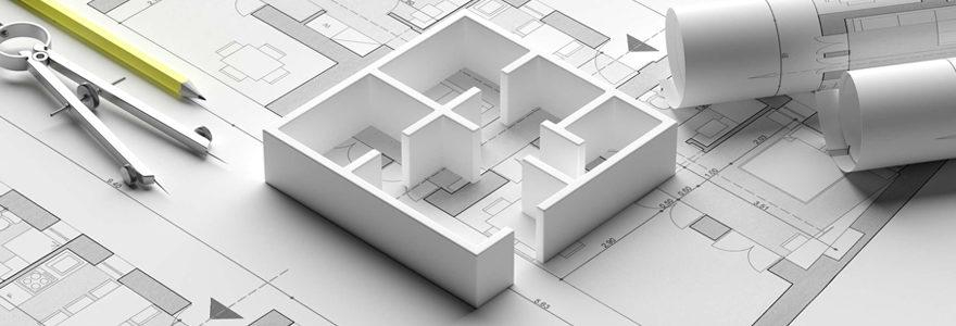 Plan de maison de 100 m²