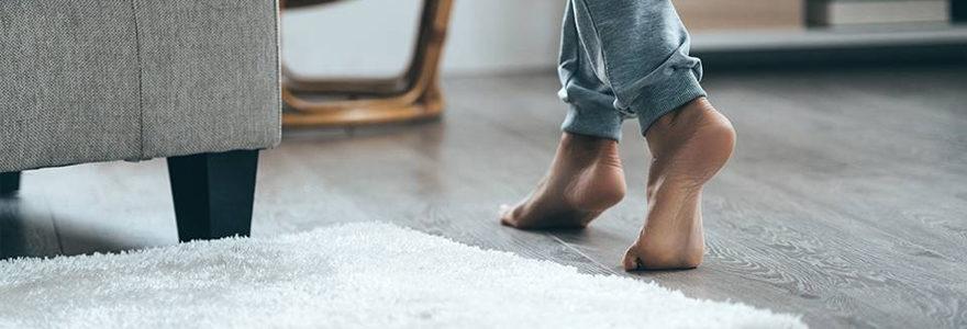 chauffage au sol