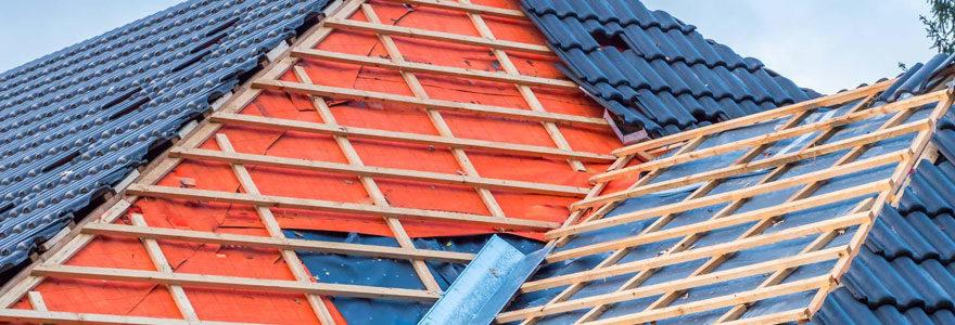 Rénover la toiture